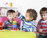 Careline provides excellent nursery jobs for child care staff
